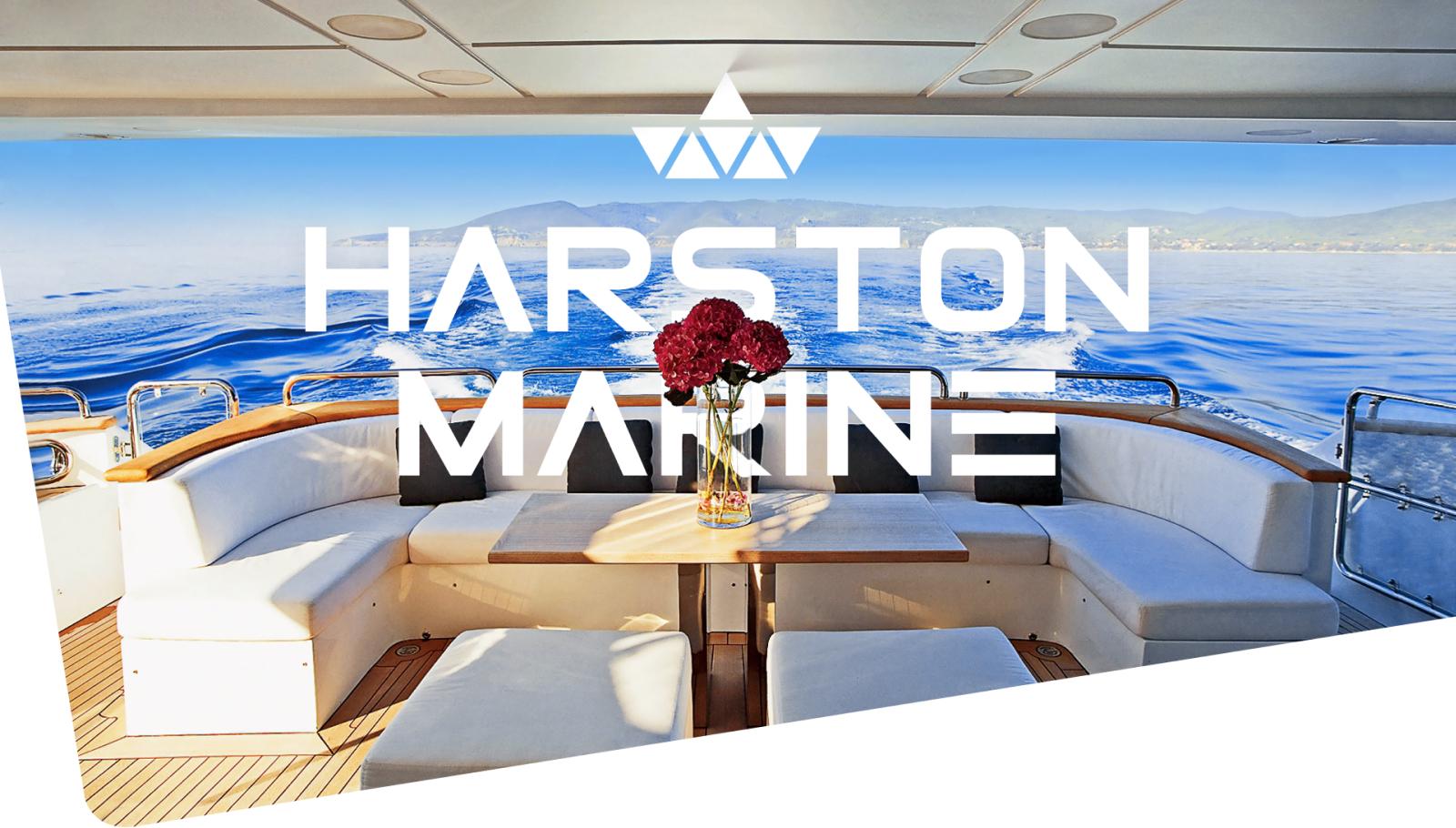 корпоративный сайт harstonmarine