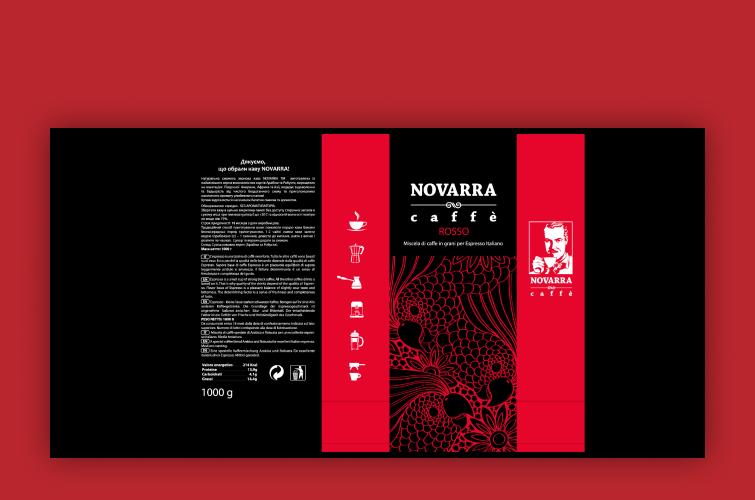 упаковки novarra