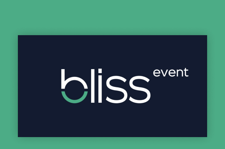 логотип bliss event