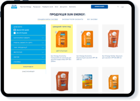 сайт каталог для производителей